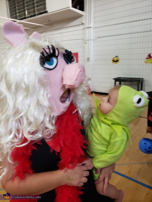 The Muppets Homemade Costume