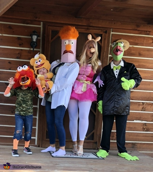 The Muppets! Costume