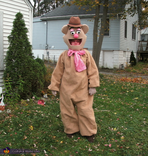 Fozzie Bear, The Muppets Family Costumes