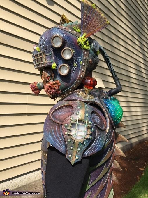 Homemade Neptunian Costume