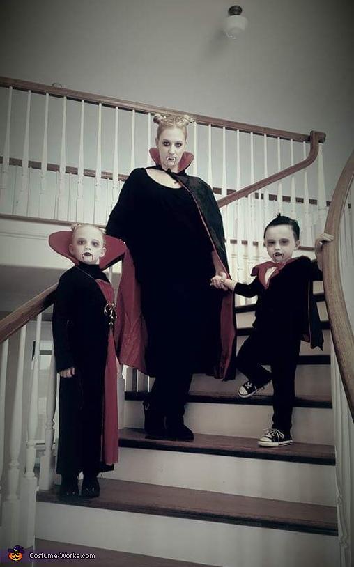 The Night Crawlers Costume