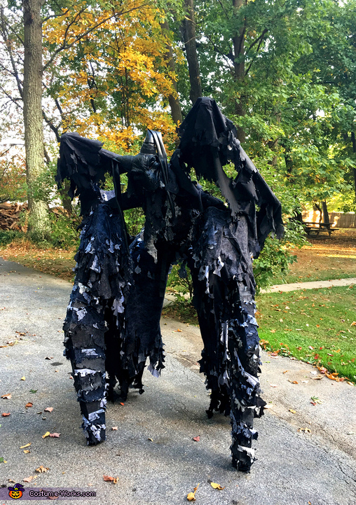 The Night Demon Costume