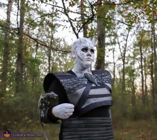 The Night King Homemade Costume