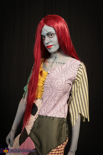 Sally, The Nightmare Before Christmas Costumes