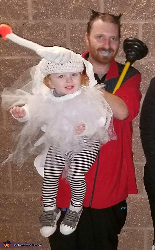 The Nightmare Before Christmas Family Halloween Costume