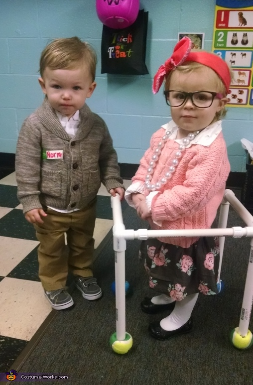 The Notebook: Noah & Allie Costume