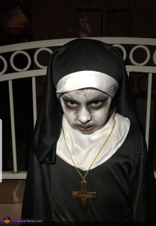 The Nun Costume