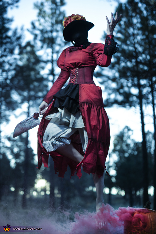 Flying by, The Nurse (Dead by Daylight) Costume