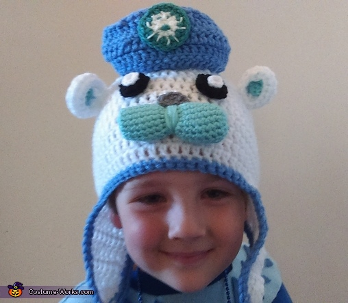 The Octonauts Captain Barnacles Costume
