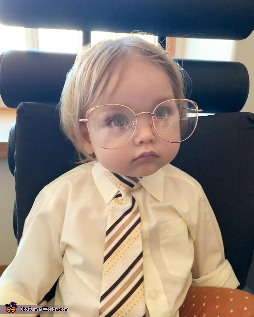 The Office Homemade Costume