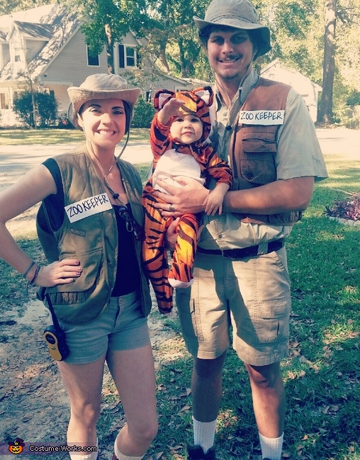 The Outland Zoo Costume