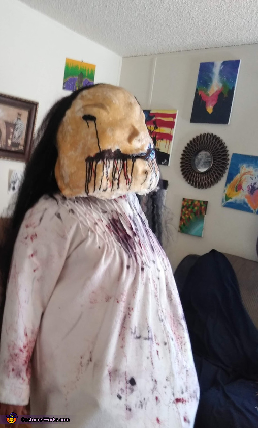 The Pale Lady Costume