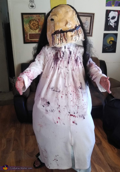 The Pale Lady Homemade Costume