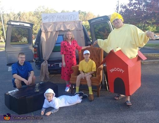The Peanuts Costume