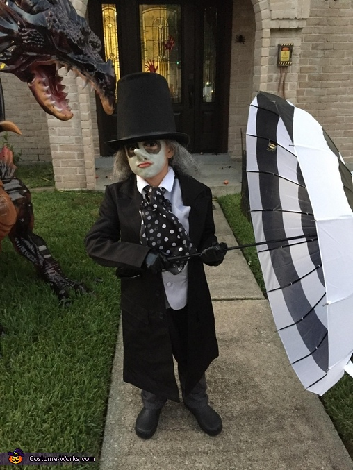 The Penguin Homemade Costume
