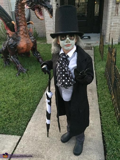The Penguin Costume