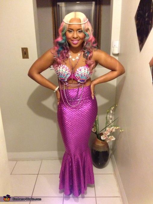 The Perfect Mermaid Costume
