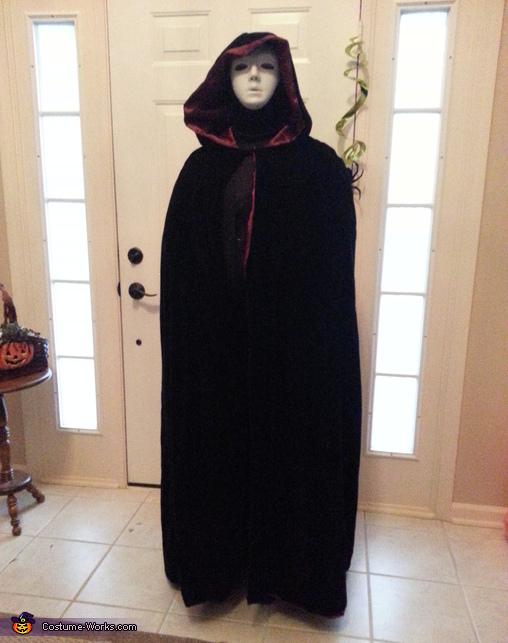 The Phantom Specter Costume