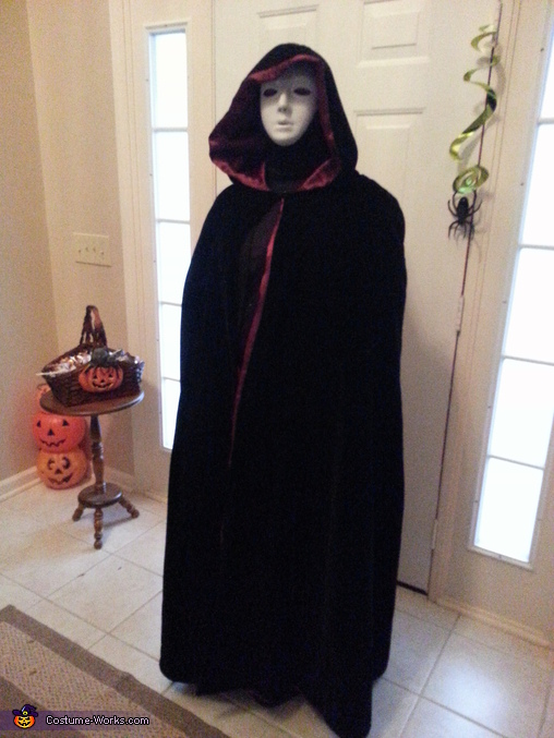 The Phantom Specter Homemade Costume