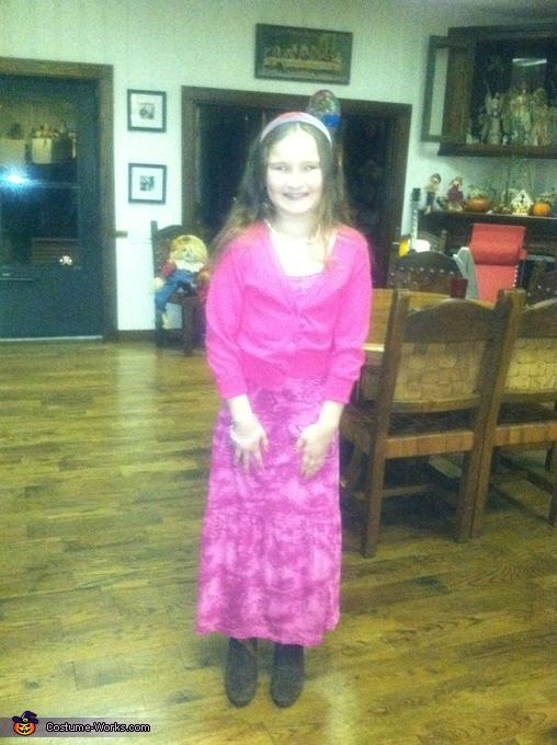The Pink Princess Costume
