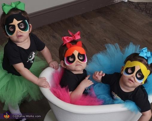 The Power of Three Costume