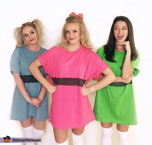 The Powerpuff Girls Costume