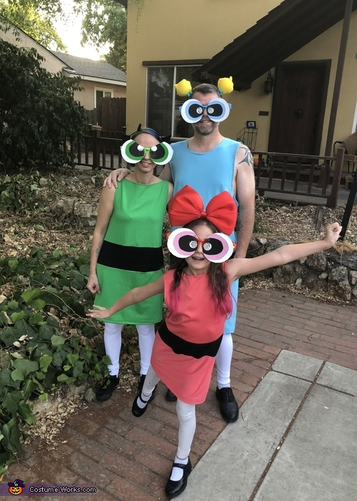 The Powerpuff Girls Costume