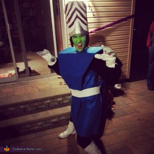 the powerpuff girls mojo jojo costume