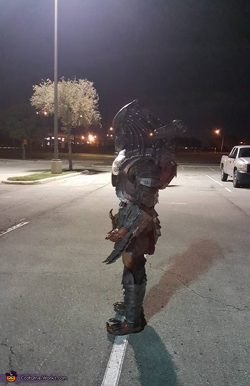 The Predator Homemade Costume