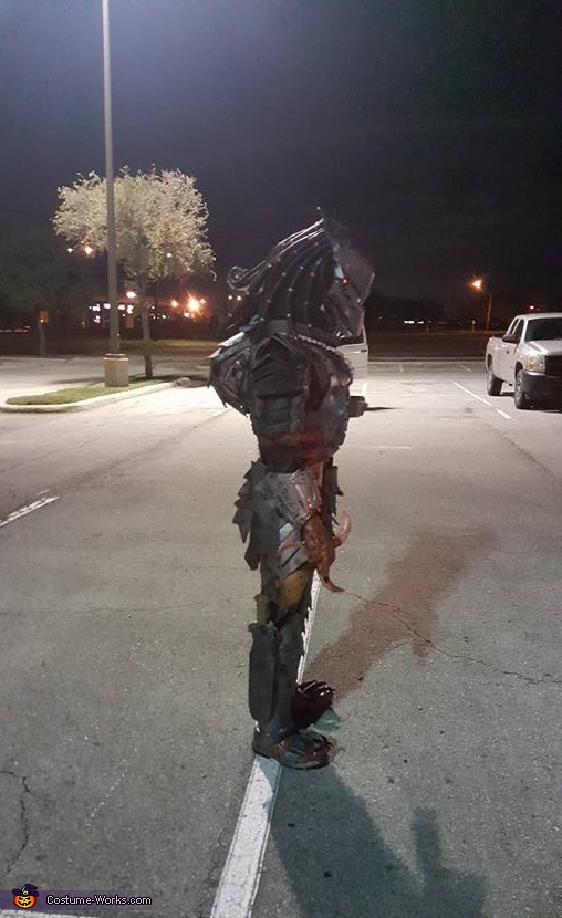 The Predator Homemade Costume