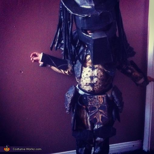 The Predator Costume for Boys