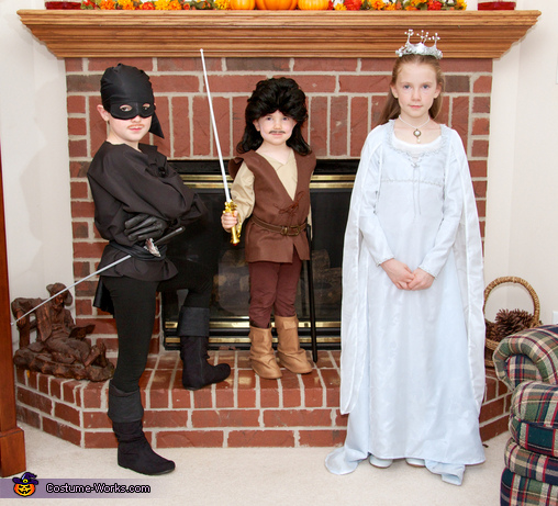 The Princess Bride Costume