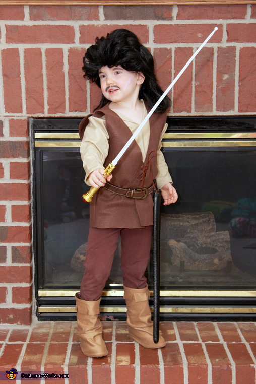 Inigo Montoya, The Princess Bride Costume