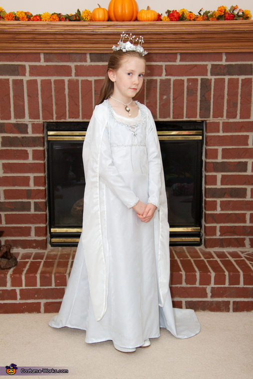 Princess Buttercup, The Princess Bride Costume