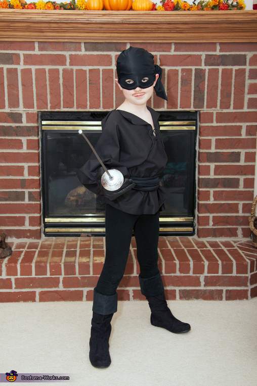 Dread Pirate Westley, The Princess Bride Costume