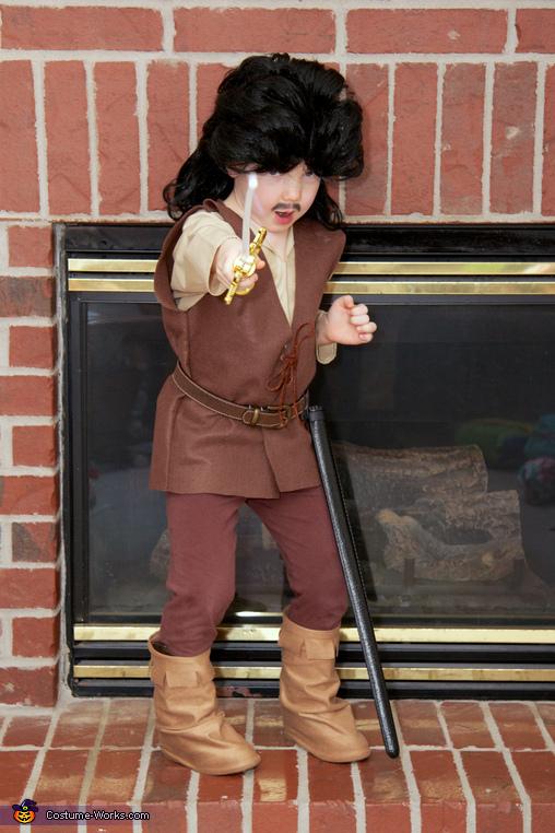 'Prepare to die!', The Princess Bride Costume