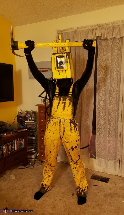 The Projectionist Costume