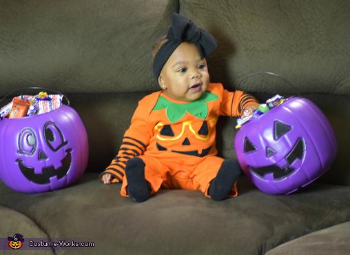 The Pumpkin Costume