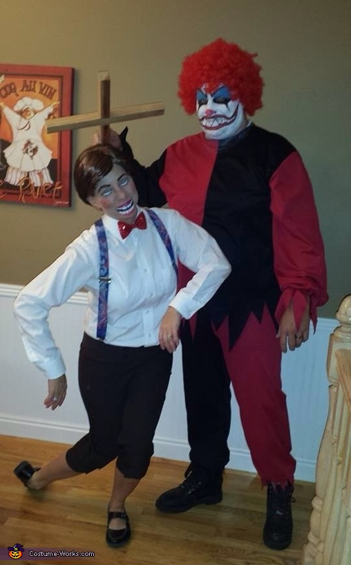 the puppet master couples costume
