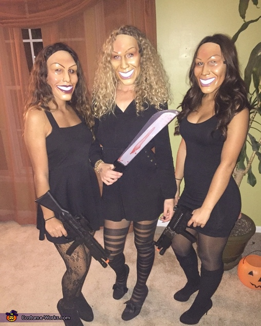 The Purge Homemade Costume