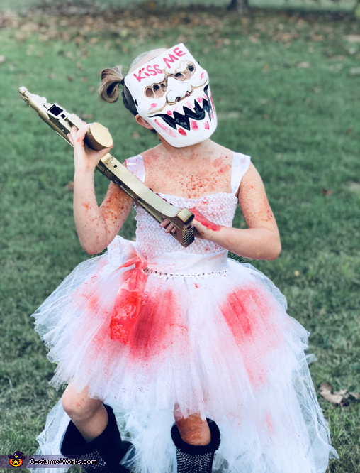The Purge: Election Year Candy Girl Homemade Costume
