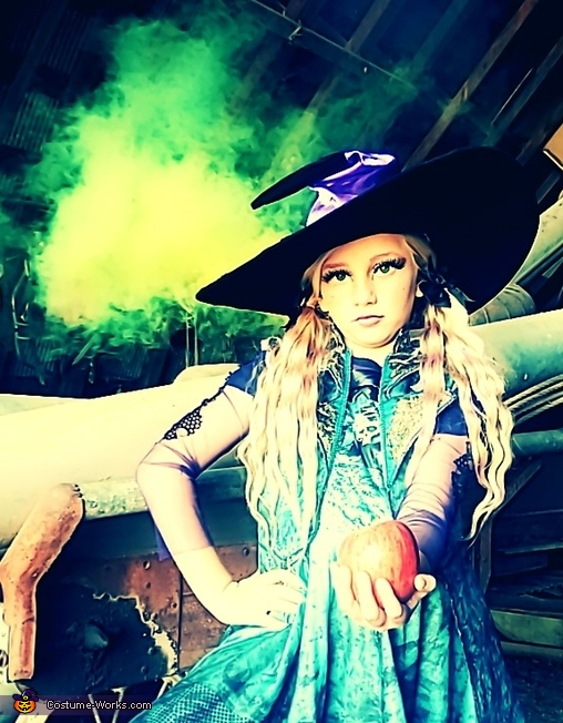 The Quarantined Witch Costume