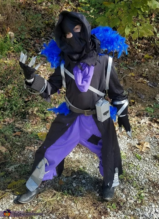 The Raven Costume