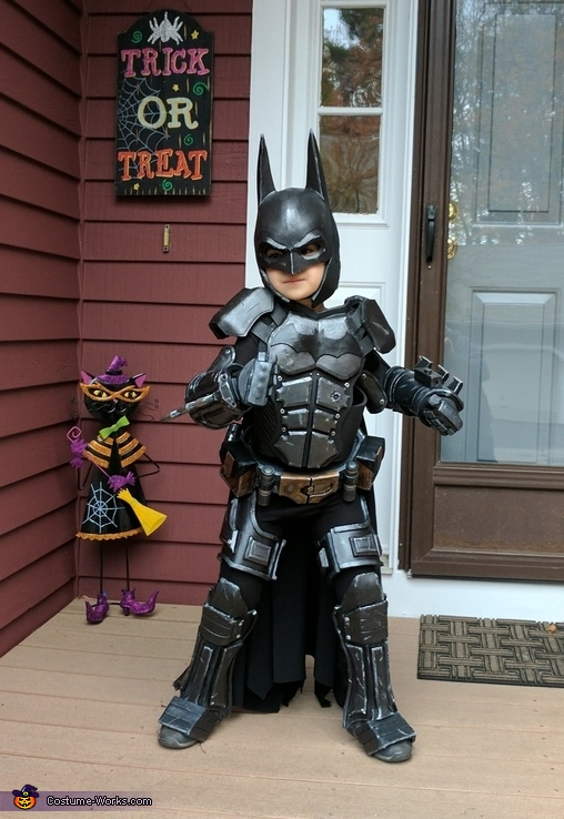 The Real Batman Costume