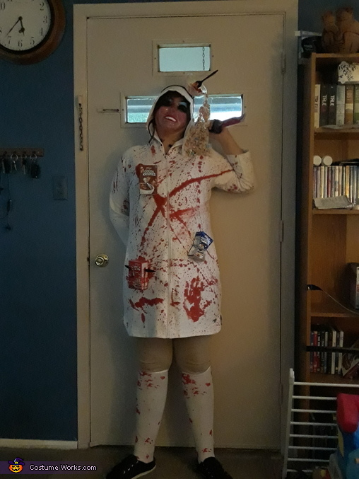 The REAL Cereal Killer Costume