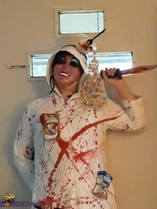 The Real Cereal Killer Costume Creative Diy Costumes Photo 2 2