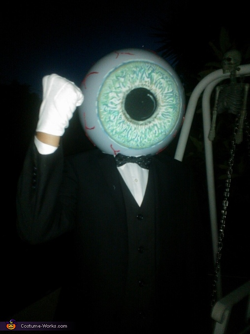 The Residents Costume