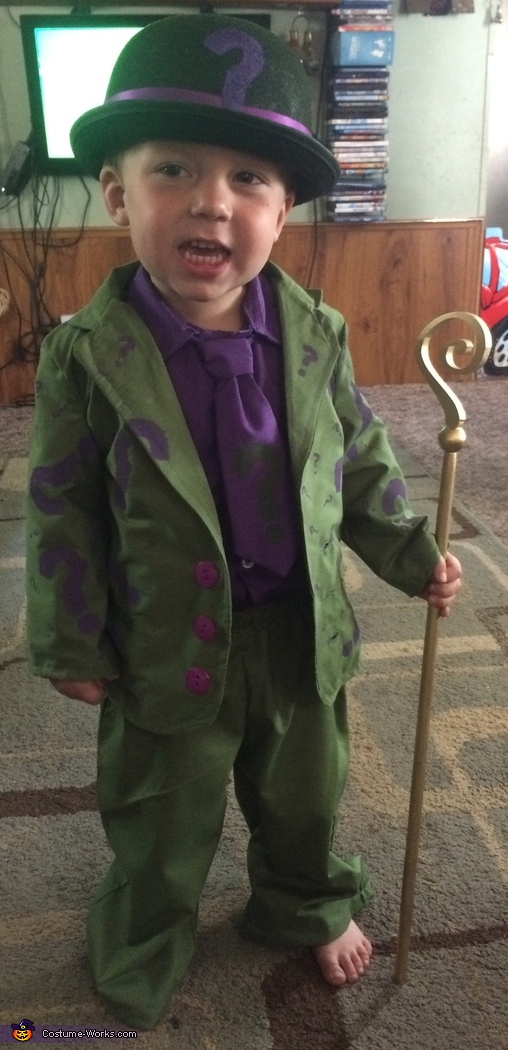 The Riddler Costume