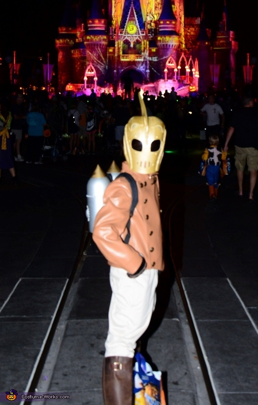 The Rocketeer Costume