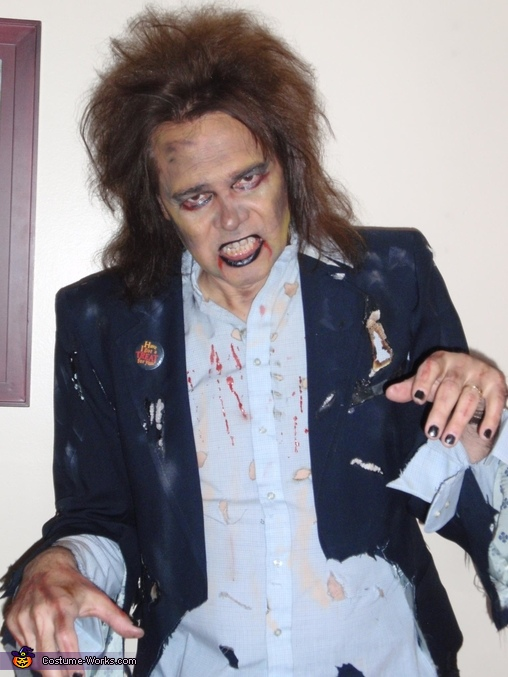 The Rocking Dead Zombie Costume